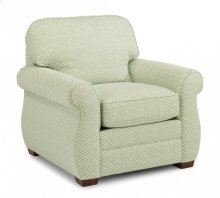 Whitney Fabric Chair without Nailhead Trim