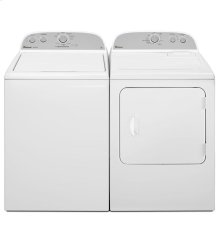 3.7 cu. ft. High-Efficiency Top Load Washer with Quick Wash Cycle / 7.0 cu. ft. Electric Dryer with Heavy Duty Cycle