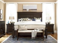 Aunt Peggy's Bed (Queen)