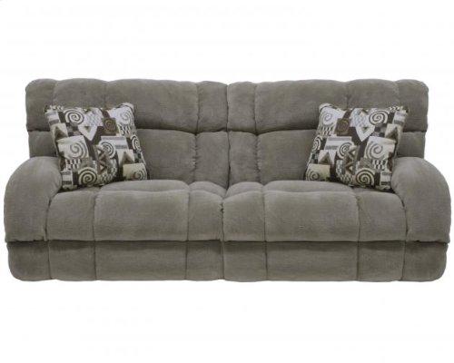 """Lay Flat"" Recl Sofa - Porcini"