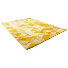 Facets Gold Rug