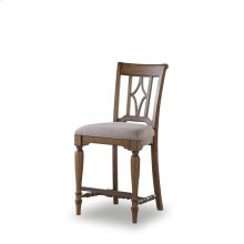 Plymouth Dark Counter Chair