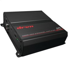 drvn DR3 Series KS-DR3002 400-Watt 2-Channel Class AB Power Amp