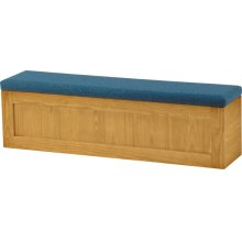 Large Bench, Fabric