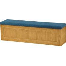 Large Bench, Fabric
