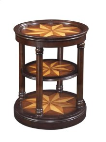 Three Tier Star Table