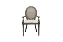 Cained Oval Chair