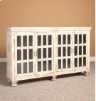 Four Door Sideboard- Weathered Beach Product Image
