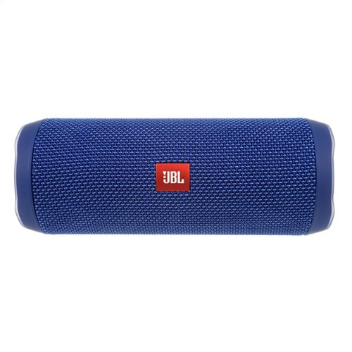 JBL Flip 4 A full-featured waterproof portable Bluetooth speaker with surprisingly powerful sound.