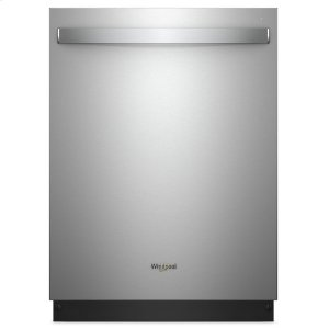 WhirlpoolSmart Dishwasher with Stainless Steel Tub