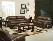 45300  Sofa, Loveseat and Chair - Mink
