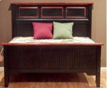 "#407 Kingston Bed Headboard58""h Footboard 30""h"