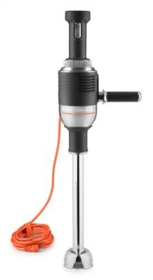 Commercial® 400 Series Immersion Blender - 18 inch arm - Onyx Black