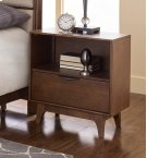 Nightstand - Cinnamon Finish Product Image