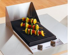 "12"" CS 1312 BG Electric Barbecue Combiset - CombiSet (240V)"
