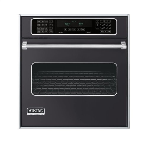 "Graphite Gray 27"" Single Electric Touch Control Premiere Oven - VESO (27"" Wide Single Electric Touch Control Premiere Oven)"