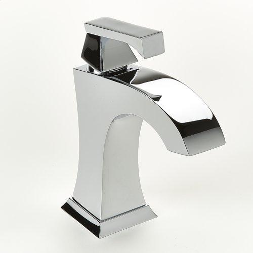 Single-lever Lavatory Faucet Leyden (series 14) Polished Chrome