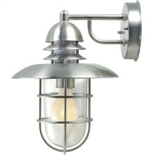 Outdoor Wall-lamp Stainless Steel, 60w/a Type