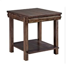 Montreat Square End Table