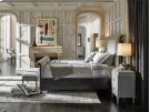 Cancale Bedside Chest - Linen Product Image