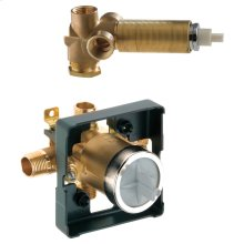 null MultiChoice ® Universal Valve Body with In-Wall Diverter Valve