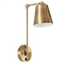 Sconce Lighting  Antique Brass
