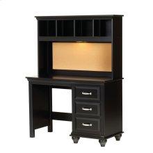 Desk - 4 Drawer
