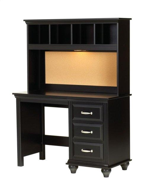 Desk and Hutch [MAD-W 445, HT4531]