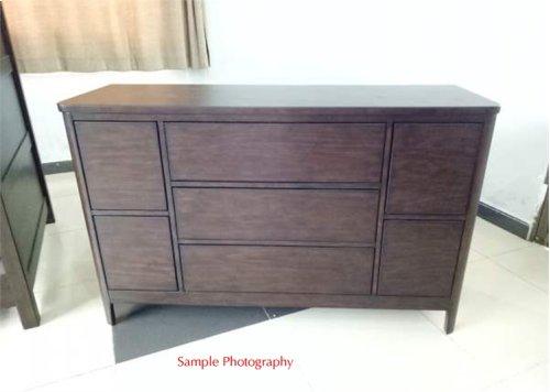 Low Loft Dresser