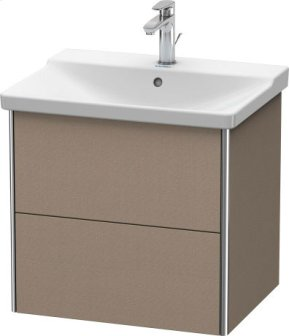 Vanity Unit Wall-mounted, Linen (decor)