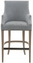Keeley Bar Stool in Smoke Product Image