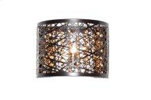 Inca 1-Light Wall Sconce W/LED Bulb