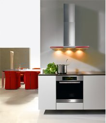 Lumen Series Decor Wall Hood***FLOOR MODEL CLOSEOUT PRICING***