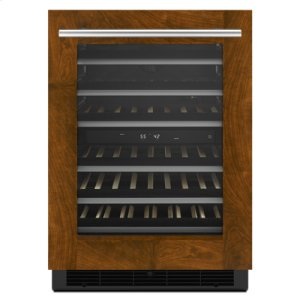 "Jenn-AirPanel-Ready 24"" Under Counter Wine Cellar"