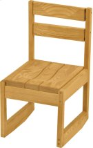 Position Desk Chair, Wood Product Image