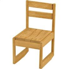 Position Desk Chair, Wood