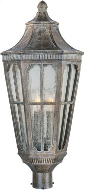 Beacon Hill VX 3-Light Outdoor Pole/Post Lantern
