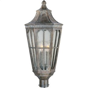 Beacon Hill VX 3-Light Outdoor Pole/Post Lantern