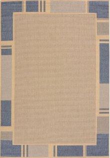 Solarium Terrace Blue Rugs