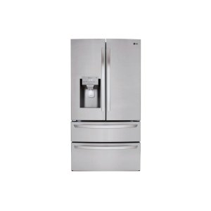 LG Appliances28 cu. ft. Smart wi-fi Enabled French Door Refrigerator