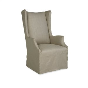 C.R. LaineSlipcover Arm Chair