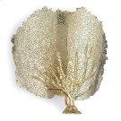 Sea Fan Sconce (brass) Product Image