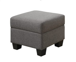 Clearview Ottoman Grey