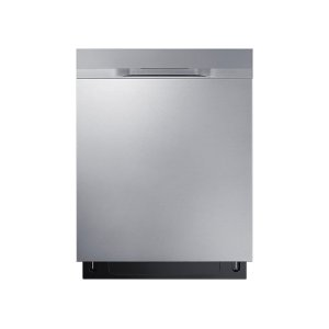 Samsung AppliancesStormWash Dishwasher with Top Controls in Stainless Steel
