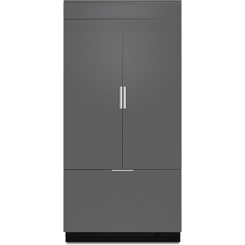 Jenn Air 42 Inch Built In French Door Refrigerator Panel Ready