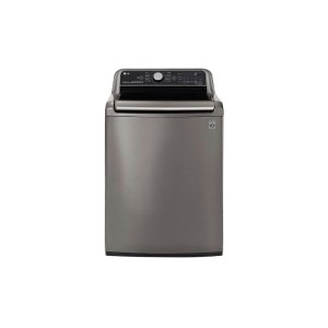 LG 鸭博娱乐s5.5 cu.ft. Smart wi-fi Enabled Top Load Washer with TurboWash3D™ Technology