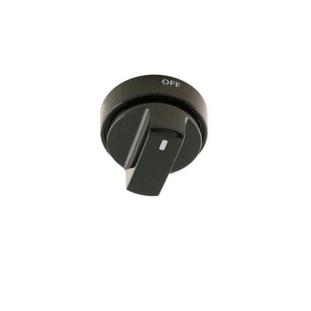 LG Appliances Replacement Gas Range Knob for LDG3015ST, LDG3035SB, LRG3093SB