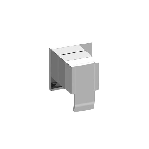 Qubic M-Series 2-Way Diverter Valve Trim with Handle