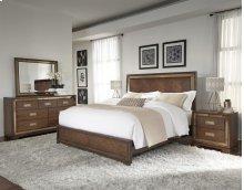 HOT BUY CLEARANCE!!! Chrystelle Queen Bedroom Group: Queen Bed, Nightstand, Dresser & Mirror