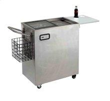 Portable Outdoor Beverage Cooler